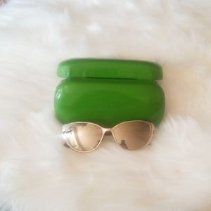 Kate Spade Mirrored Sunglasses